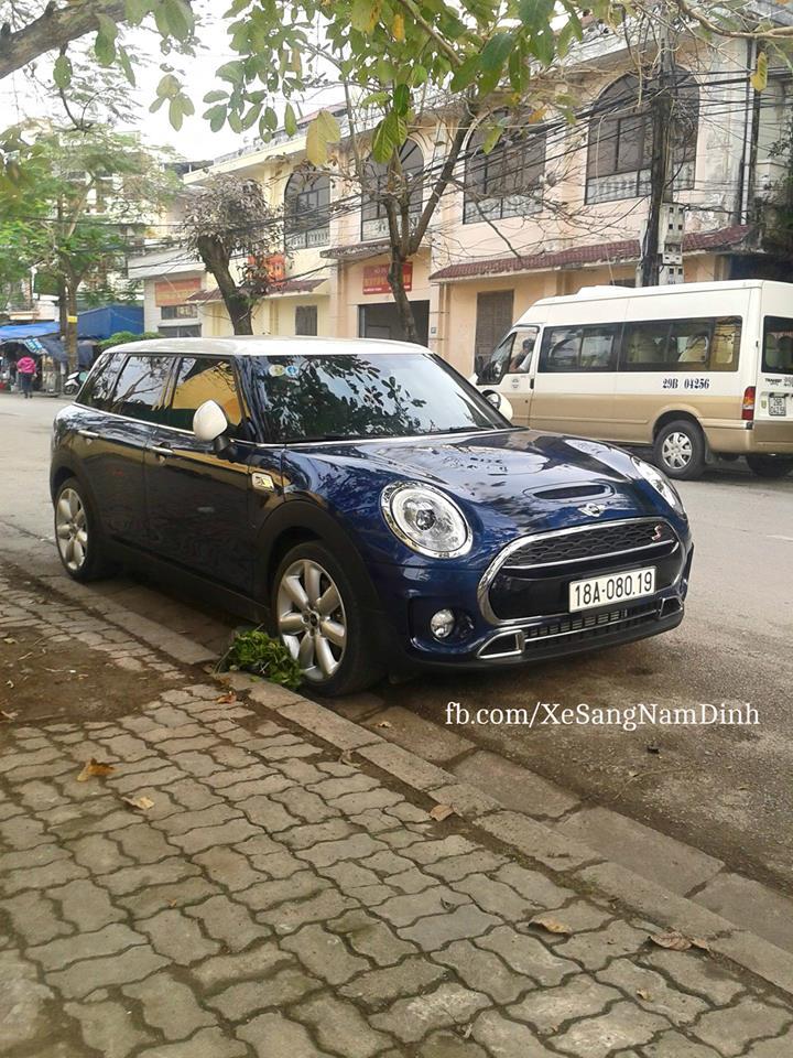MINI Clubman S tại Nam Định có giá khoảng 2 tỷ đồng