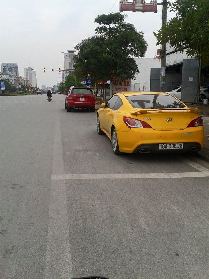 Xe Huyndai biển đẹp Nam Định 18A – 008.28