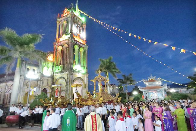 Nhà thờ Giáo họ Trung Lễ