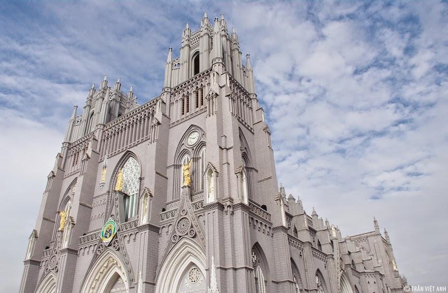 4 vương cung thánh đường ở Việt Nam