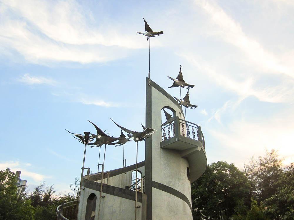 Tháp Thăng Thiên - Ảnh: Hải Yến