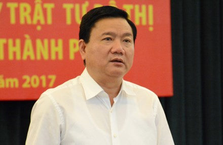 Ông Đinh La Thăng bị cảnh cáo, cho thôi chức Uỷ viên Bộ Chính trị.