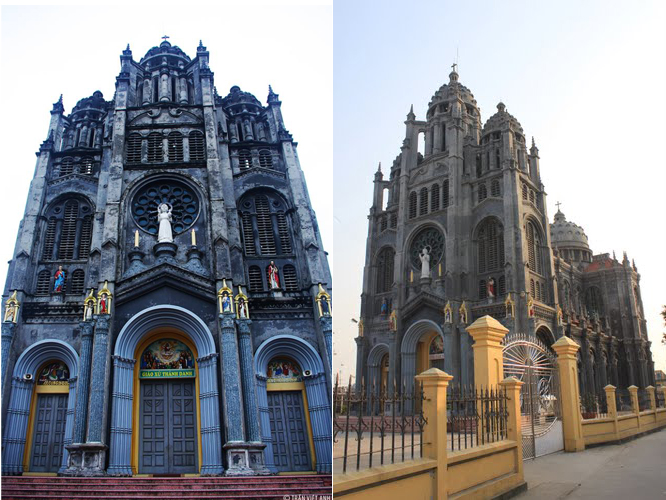 [Photo] Nhà thờ Giáo xứ Thánh Danh