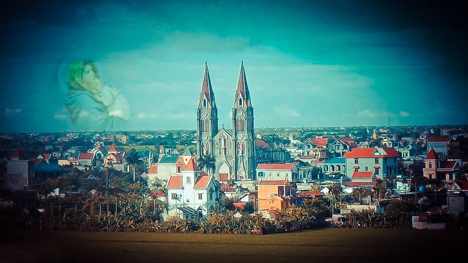 Nhà thờ Giáo xứ Thánh Mẫu