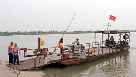 Nam Định: Xử phạt 44 bến bãi vi phạm ATGT đường thủy