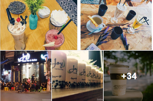 Điểm qua các quán cafe, trà sữa checkin tuyệt đẹp tại Nam Định