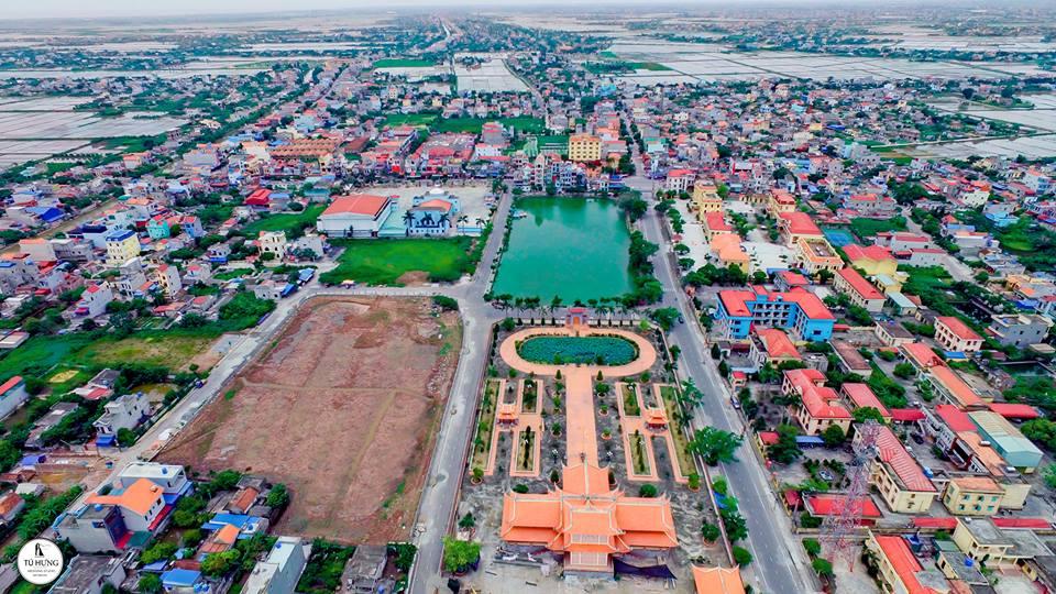 Giao Thủy: Vùng quê đáng sống
