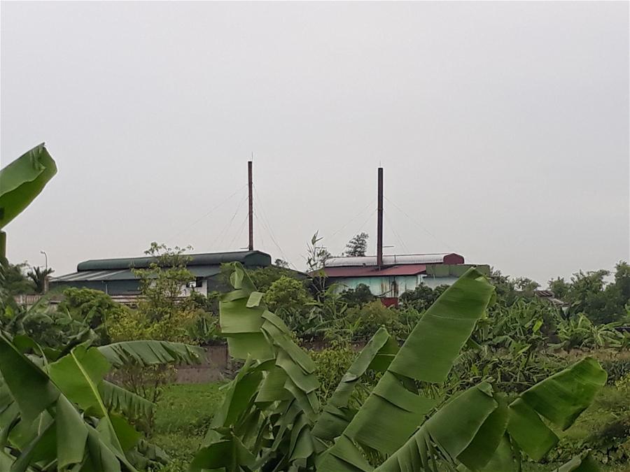 Nam Định: Xưởng nấu dầu thải 'hành' dân