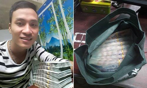 Tâm sự của chàng sinh viên nghèo trả lại 320 triệu: Tiền thì thích thật nhưng…
