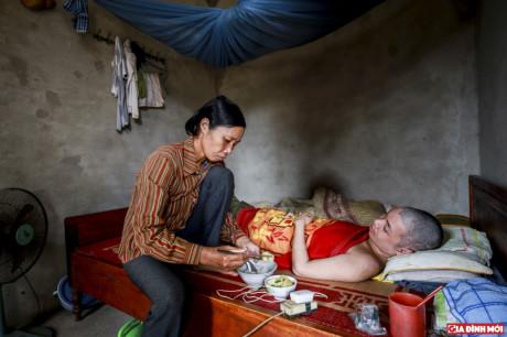 Nam Định: Người đàn bà khép lại từng giấc mơ đời thường