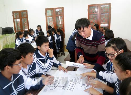 Người đưa sơ đồ toán học vào giảng dạy văn học