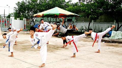 Phong trào tập luyện thể thao ở Nghĩa Thắng, Nghĩa Hưng