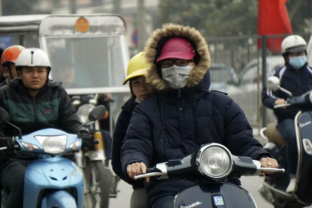 Miền Bắc sắp đón không khí lạnh cực mạnh, vùng núi cao có thể xuống 1 độ C