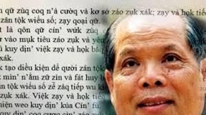 """Clip: 15 phút thử thách dịch thơ sang """"tiếw Việt"""" cải tiến"""