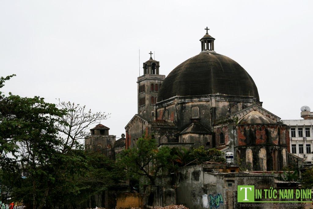 Những công trình có kiến trúc đặc trưng nhất tại Nam Định