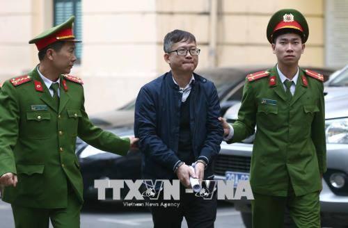 Vai trò em trai ông Đinh La Thăng trong vụ Trịnh Xuân Thanh tham ô