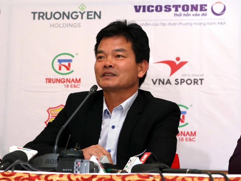 Sau bước đi lịch sử, Nam Định đặt mục tiêu gì tại V-League 2018?