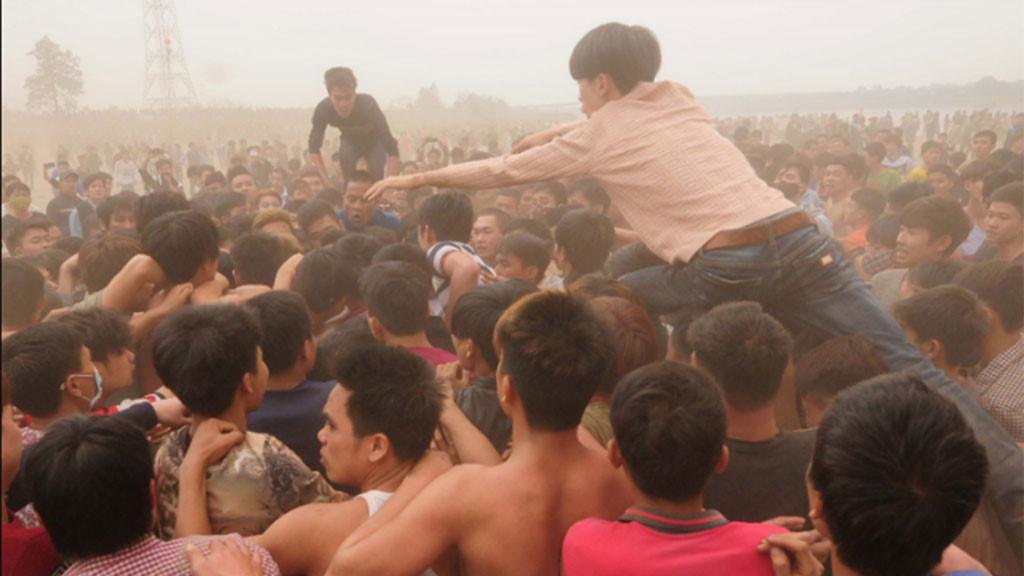 Chuyện lùm xùm lễ hội Đền Trần và những lễ hội trong nước lên Bộ