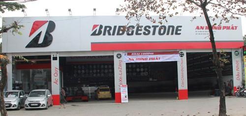 Nam Định: Bridgestone Việt Nam khai trương Trung tâm dịch vụ