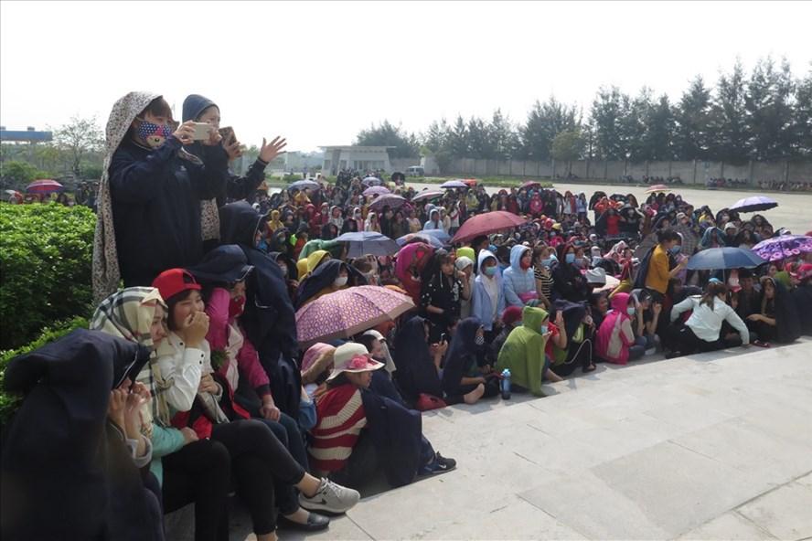 Vụ gần 4.000 CN Nam Định ngừng việc: Công ty đồng ý giải quyết 9/14 yêu sách