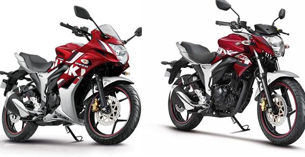 Suzuki Gixxer và Gixxer SF 2018 ra mắt, giá từ 28,3 triệu đồng