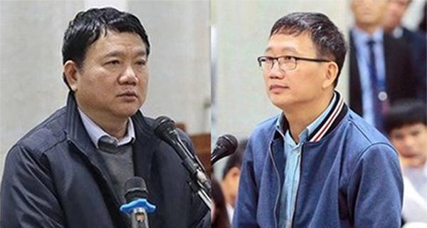 Bị cáo Đinh La Thăng sắp hầu toà phúc thẩm liên quan dự án Thái Bình 2