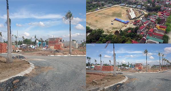 Đấu giá quyền sử dụng đất tại huyện Hải Hậu, Nam Định