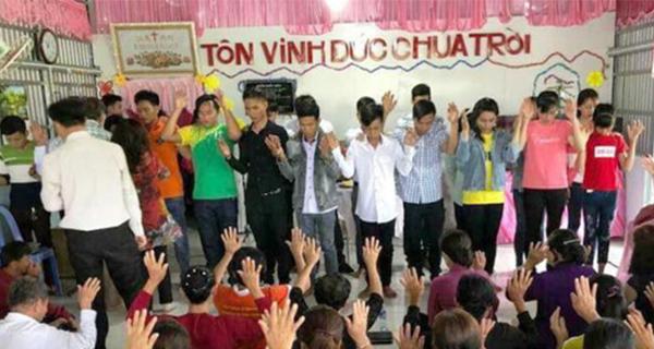 Ngăn chặn Hội thánh Đức Chúa Trời xâm nhập trái phép trường học