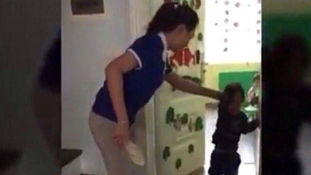 Sở GD&ĐT Nam Định vào cuộc vụ bé trai nghi bị cô giáo bạo hành