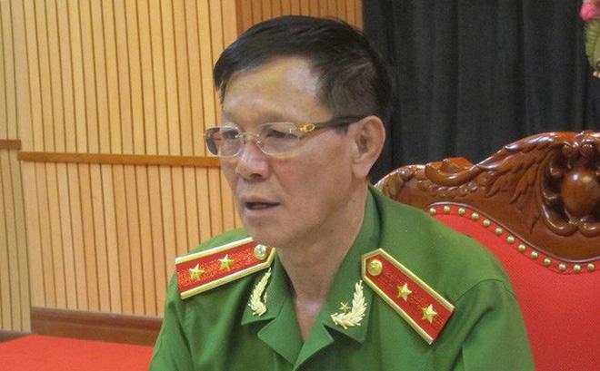 Tước danh hiệu Công an nhân dân, tạm giam 4 tháng cựu Trung tướng Phan Văn Vĩnh