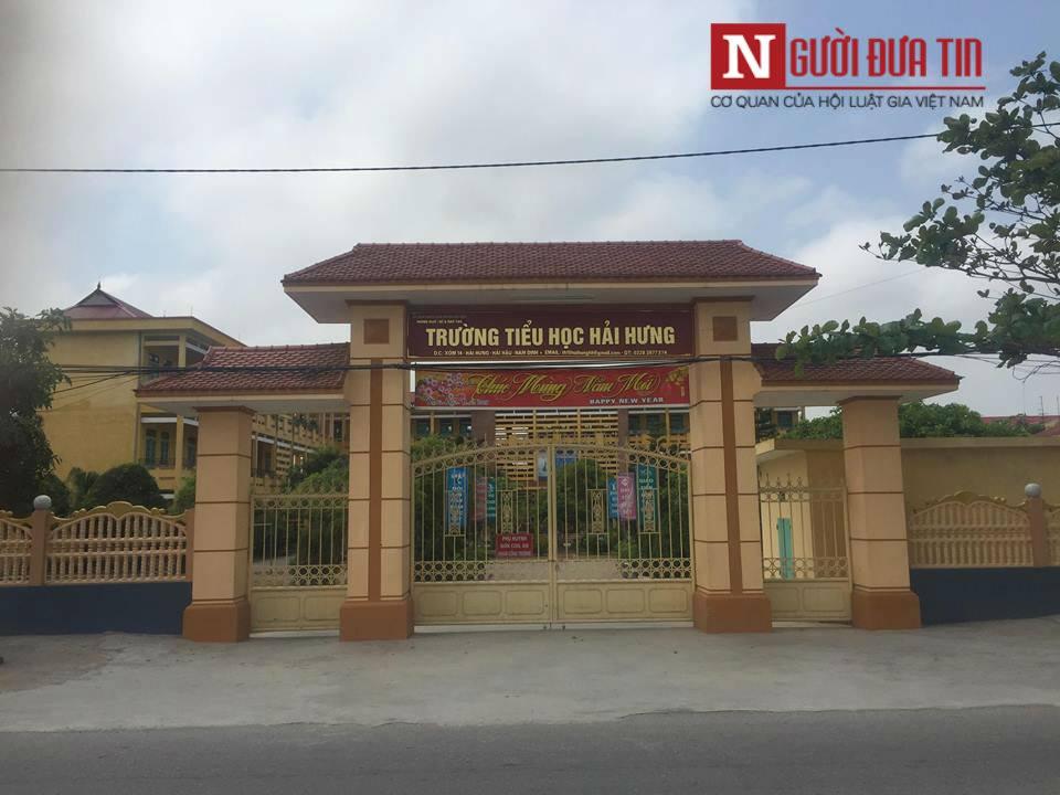 Nam Định: Điều tra vụ hàng loạt học sinh tiểu học bị cướp dây chuyền