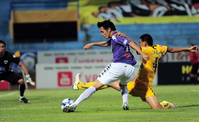 Trực tiếp Nam Định vs Hà Nội, 18h00 ngày 20/5: Thách thức đội đầu bảng