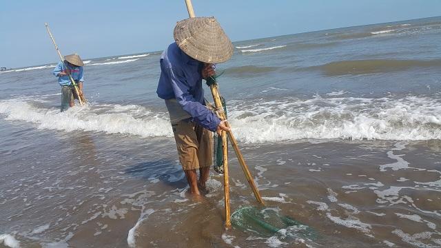 Những người cào cát bắt ngao: Trần gian có một thứ nghề ở Nam Định