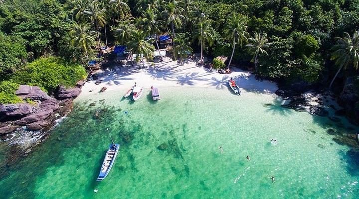 Những bãi biển tuyệt đẹp ít người biết tới ở Việt Nam
