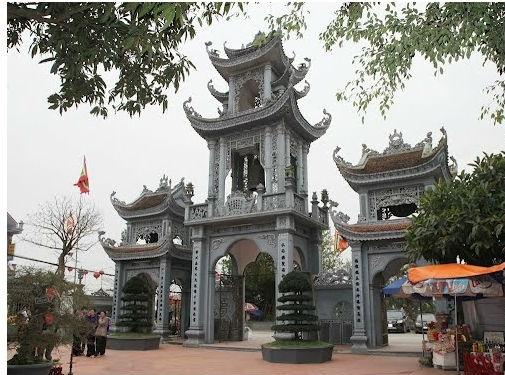 Thống nhất trùng tu một số hạng mục tại đền Trần, Nam Định