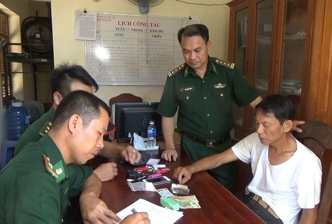 Bắt đối tượng vận chuyển heroin từ Nam Định vào Đà Nẵng