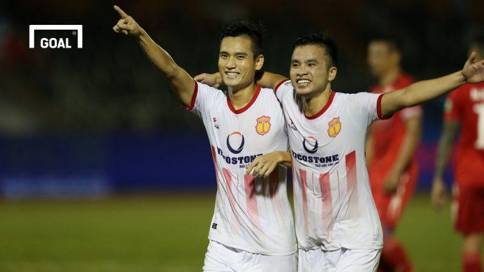 Goal.com bầu chọn Lê Sỹ Minh là cầu thủ xuất sắc nhất tháng 6 V.League 2018