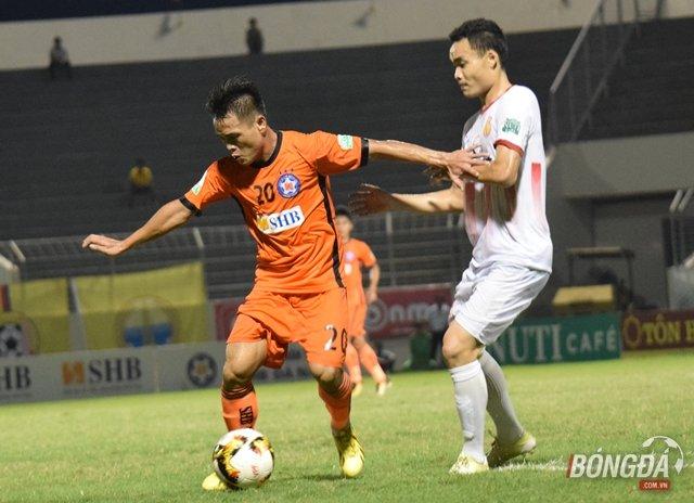 Trực tiếp Nam Định vs SHB Đà Nẵng, 18h00 ngày 27/6