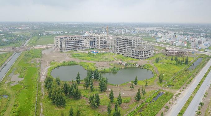 Nam Định: Sẽ giải quyết dự án bệnh viện 850 tỷ đồng bỏ hoang