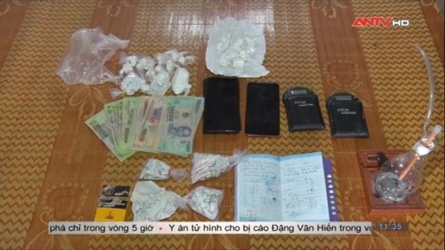 """Triệt xóa """"lô cốt"""" ma túy tại Nam Định"""
