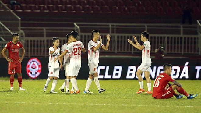 Vòng 17 V-League: Ở hai đầu nỗi nhớ