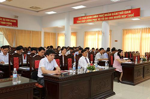 Nam Định: 6 tháng thu nội địa đạt 64% dự toán