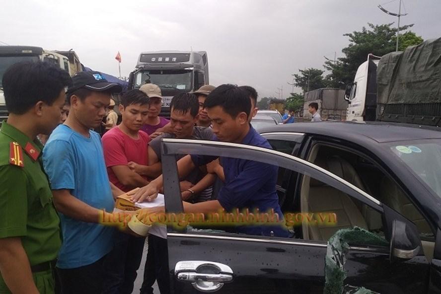 Bắt giữ đối tượng người Nam Định vận chuyển gần 2kg ma túy