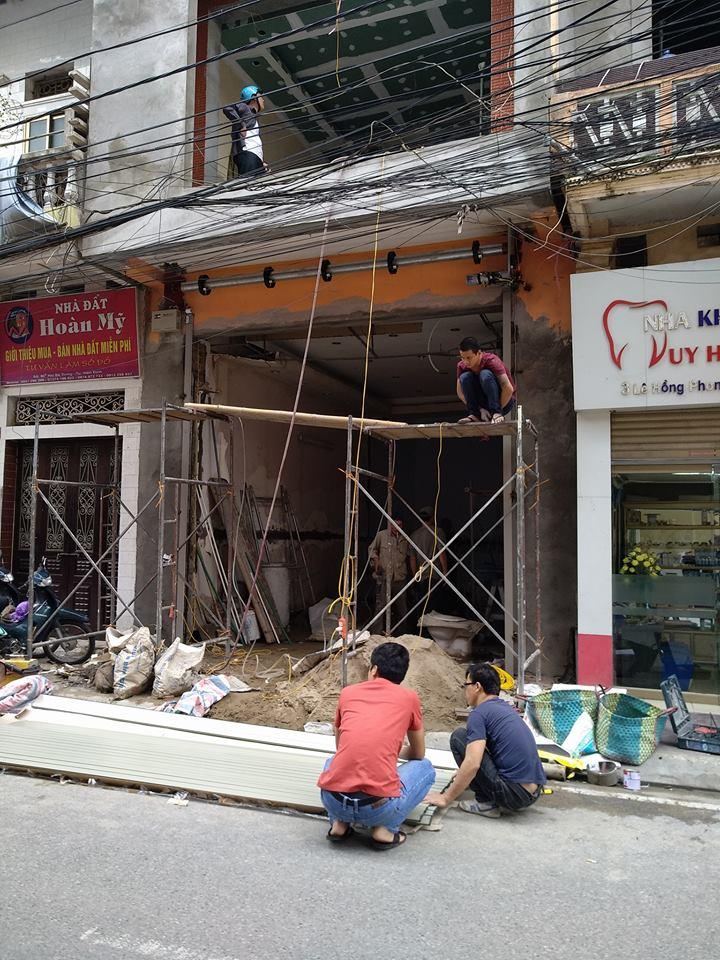 Sửa chữa cửa cuốn tại Nam Định- các lỗi thường gặp