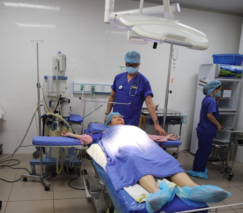 Kỳ diệu: Sản phụ Nam Định suy thận giai đoạn cuối vẫn sinh con khỏe mạnh