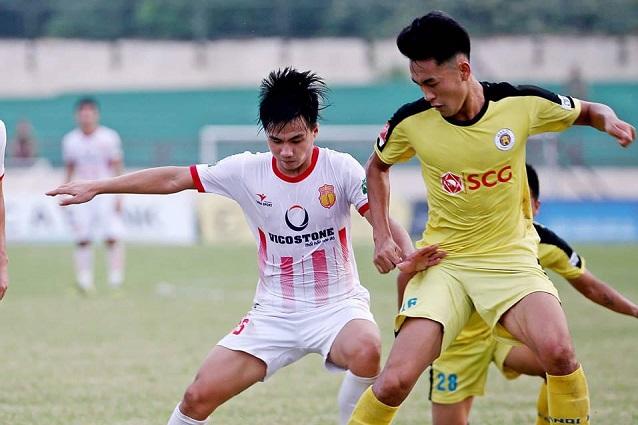 Đánh bại Hà Nội B trên chấm luân lưu, Nam Định chính thức trụ hạng