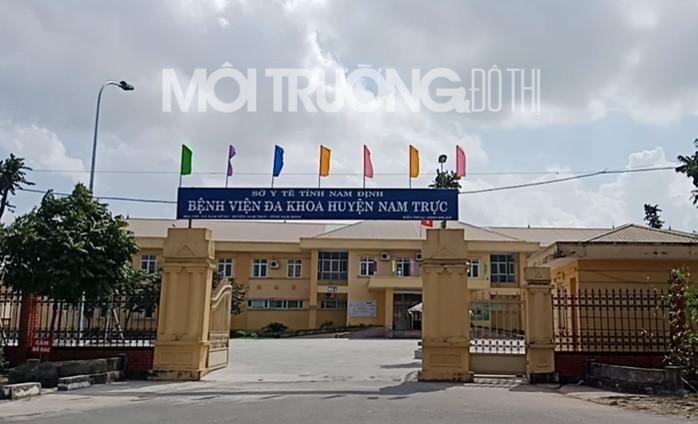 """Nam Định: """"Lộ diện"""" những vi phạm tại Trung tâm Y tế huyện Nam Trực?"""