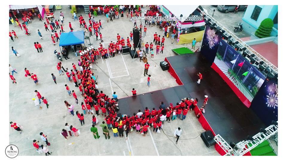 Nam Định: Ngày mai sẽ lắp màn hình LED cực khủng phục vụ bà con đón xem trận chung kết AFF CUP 2018