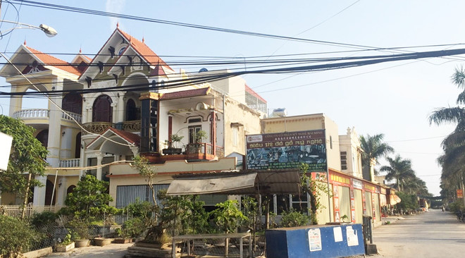 Chuyện làm giàu không vốn ở Nam Định