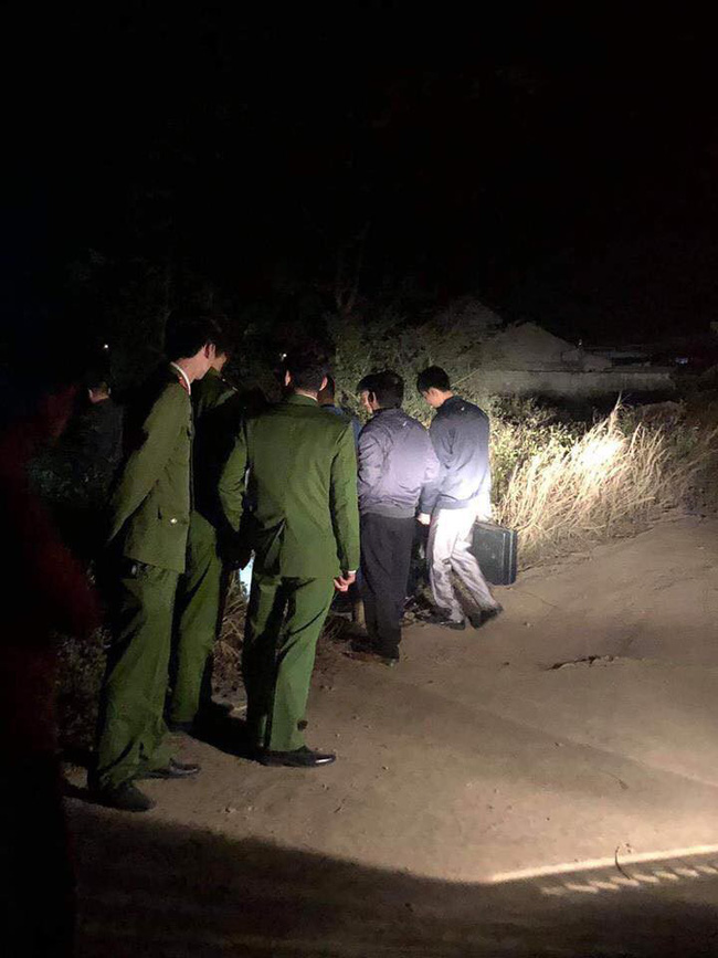 Nam Định: Hoảng hồn phát hiện thi thể người đàn ông trước chùa Linh Ứng